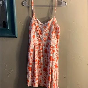 Sundress with pockets